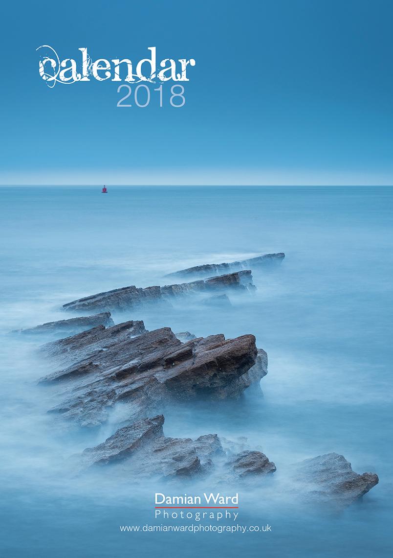 Calendar Cover 2018 : Calendar cover damian ward